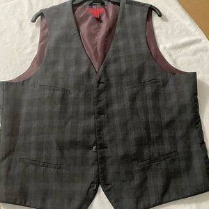 Alfani XL Vest